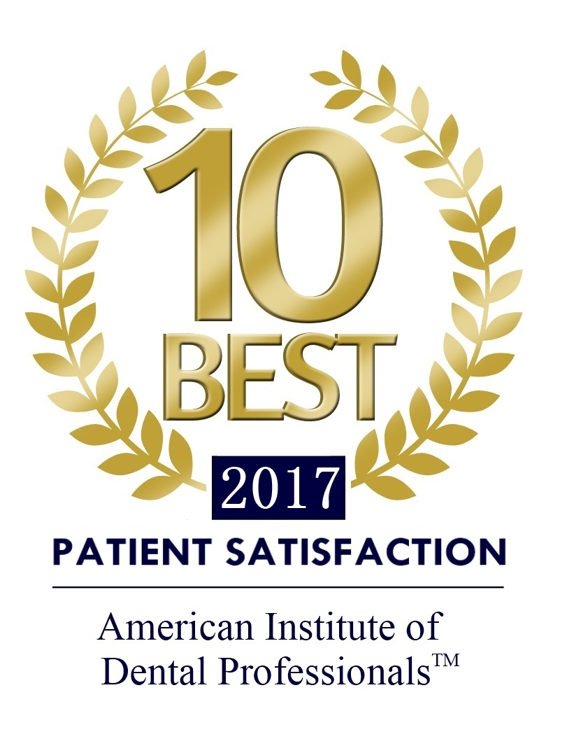10 Best Dentist Patient Satisfaction Award